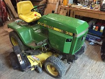 Riding Mower